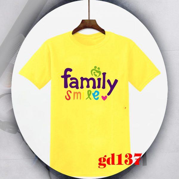 áo thun gia đình tphcm
