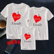 áo thun gia đình đẹp nhất