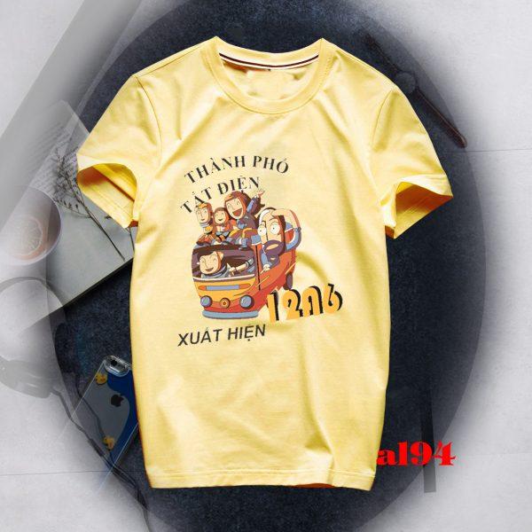 thiết kế áo đồng phục online