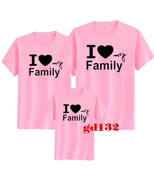 áo gia đình 3 người