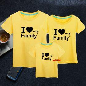 đồng phục cho cả gia đình