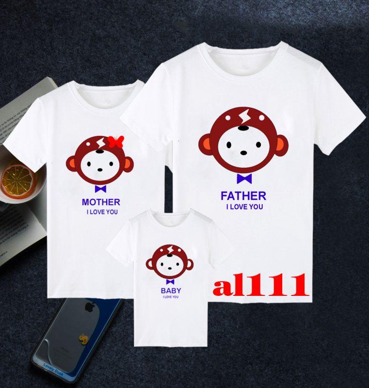 áo phông đồng phục gia đình hà nội