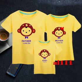 các mẫu áo gia đình