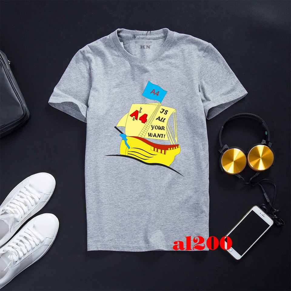 mẫu in áo thun nhóm