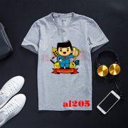 mẫu thiết kế áo thun nhóm