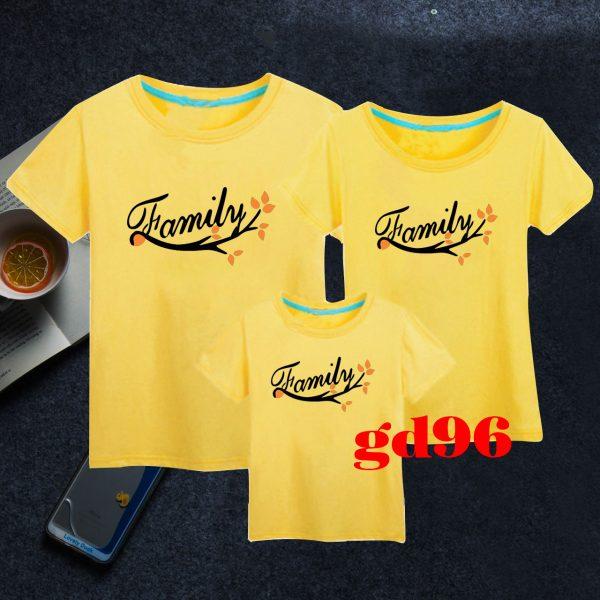 mua đồng phục gia đình đẹp