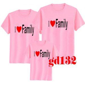 mẫu áo đồng phục gia đình 4 ngườimẫu áo đồng phục gia đình 4 người
