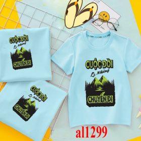 thiết kế áo thun nhóm