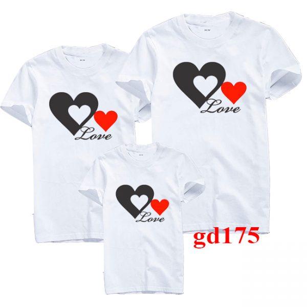 áo phông gia đình giá rẻ