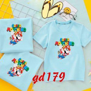 in áo phông gia đình