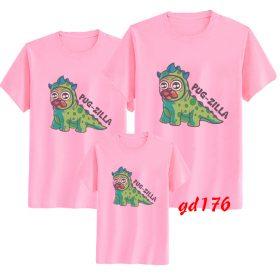 mẫu áo phông gia đình