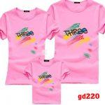 Những mẫu áo thun gia đình đẹp giá rẻ nhất TP.HCM