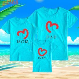 mẫu áo thun cho gia đình đẹp