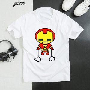 Áo Marvel phản quang