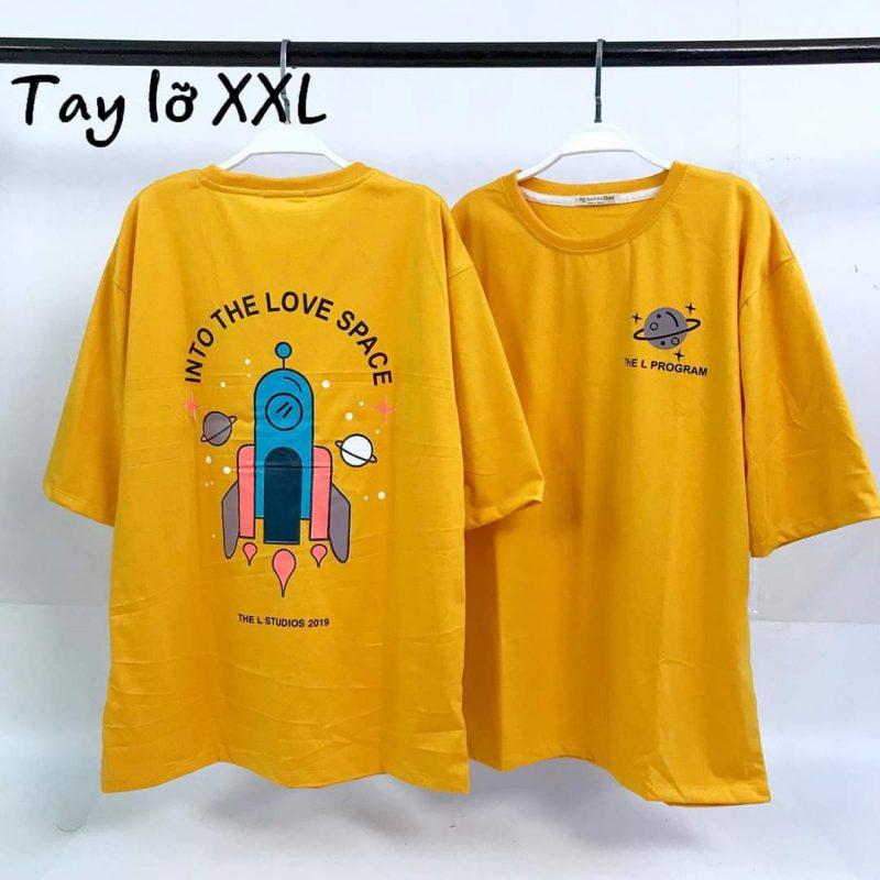 Các shop bán áo thun unisex