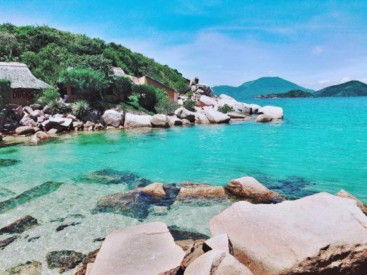 Du lịch Nha Trang tháng 8