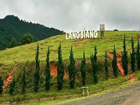 Khu du lịch núi Lang Biang