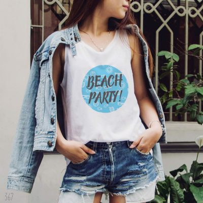Mẫu quần áo đi biển