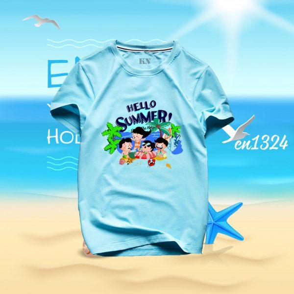 áo du lịch hello summer