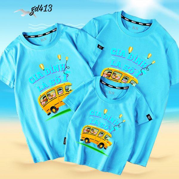 áo gia đình đi biển giá rẻ