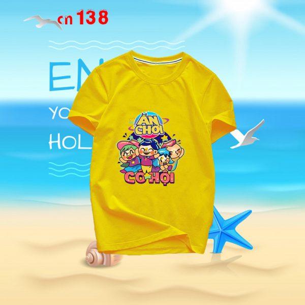 áo nhóm du lịch biển